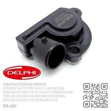 DELPHI THROTTLE POSITION SENSOR V6 ECOTEC 3.8L HOLDEN VS-WH-WK CAPRICE/STATESMAN