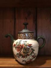 Doulton Burslem Royles Self-Pouring Teapot, c. 1886 - VERY Rare and unusual