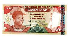 SWAZILAND...   P-31a...   50 Emalangeni...   2001...   *UNC*