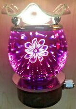 Electric Plug-in Fragrance Lamp/Oil Burner/Wax Warmer/Night Light SP-0228
