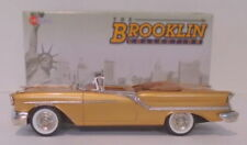 Altri modellini statici di veicoli di oro in metallo bianco Scala 1:43