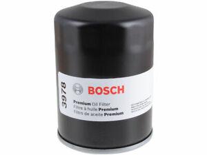 Bosch Oil Filter fits Rolls Royce Corniche S 1995 6.8L V8 35XGVZ