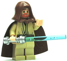 LEGO STAR WARS Figura / Obi-Wan Kenobi Con Azul Espada láser