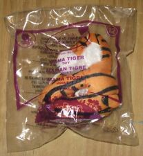 2010 Only Hearts McDonalds Happy Meal Toy - Mama Tiger Plush #12