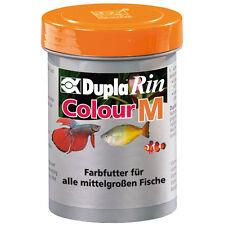 Dupla Rin Colour M 180 ml  - Fischfutter Futter Fische Futtermittel Farbfutter