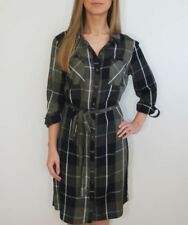 Any Occasion Check Shirt Dresses for Women