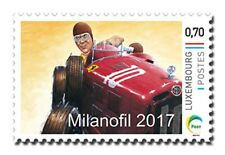 Luxemburg 2017  Milanophil  raceauto     POSTFRIS/MNH