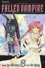 NEW - The Record of a Fallen Vampire, Vol. 8 by Shirodaira, Kyo