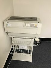Epson DFX-5000 Printer And Stand