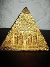 Schmucktruhe Pyramide Figur ägyptische Statue Ägypten 90040