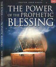 The Power Of The Prophetic Blessing - 5 Dvds - John Hagee - Sept Sale !