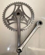 Vintage 46T Raleigh Bicycle Chainwheel Bike Crankset #3531