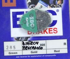 EBC CFA 285 Diatech Mechan Disc Brake Pad  Pastiglie freno