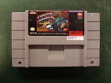 SNES Captain America and The Avengers