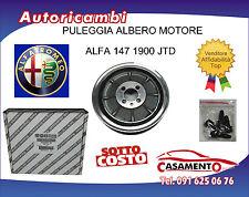 PULEGGIA ALBERO MOTORE ALFA 147 1900 JTD
