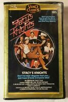 Stacy's Knights VHS 1983 Jim Wilson Kevin Costner Video Classics Gold Ex-Rental