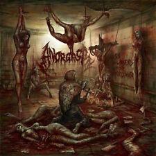 ANORGASM -CD- Mass Murder For Intercourse