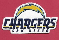 "New San Diego Chargers Retro'  2 X 3 1/2  "" Iron on Patch Free Shipping"
