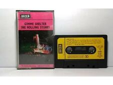 THE ROLLING STONES - GIMME SHELTER - CASSETTES - UK - 1976 - (EX/NM - EX/NM)