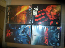 Horror Film Movie DVD Collection FREDDY VS JASON AMPHIBIOUS REIGN OF FIRE HOUSE