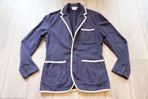 Ralph Lauren Rugby Patch Pocket Soft Cotton Blazer M 40 NWOT