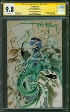 Venom 6 CGC 9.8 SS 1:1000 Negative Virgin Variant Todd McFarlane 2018 Movie