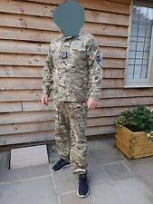 BRITISH ARMY MTP CAMO TROUSERS & JACKET MULTICAM ISSUE UNIFORM CAMOUFLAGE SIZE L