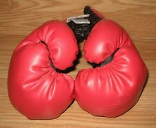 Century (Gg-0407) Red & Black 6oz Sparring Training Boxing Gloves *Used*