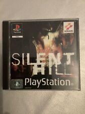 Silent Hill Pour PS1 Complet - Très Rare