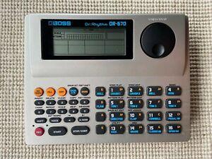 Roland Boss Dr.Rhythm DR-670 Drum Maschine Midi Digital