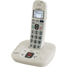 Clarity 53712.000 Dect 6.0 Amplified Cordless Phone System with Digital Answerin