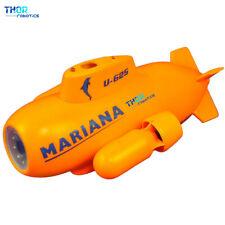 ThorRobotics Mini Underwater Drone HD Underwater FPV Camera Mariana RC Submarine