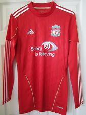Adidas Liverpool Seeing Is Believing Techfit Football Shirt Jersey Soccer CL