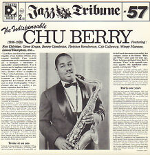 LEON CHU BERRY - THE INDISPENSABLE CHU BERRY (1996 2-CD COMPILATION FRANCE)
