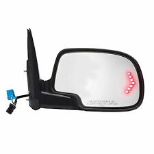 2003-2006 Cadillac Escalade EXT Passenger Side Heat Power Tow Mirror w/Arrow Sig