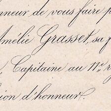 Laure Amélie Grasset Dijon 1872 Jean Thomas De Pange