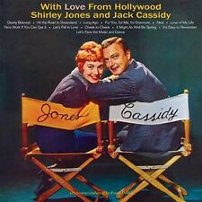 CD WITH LOVE FROM HOLLYWOOD SHIRLEY JONES JACK CASSIDY DEARLEY BELOVED CHEEK TO