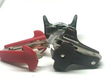 Lot Of 3 Staple Removers Apsco Ace Office Supplies Paper Business Industrialm