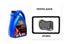 TRANSGOLD Transmission Kit KFS803 With Oil For Toyota CRESSIDA MX83 A340E