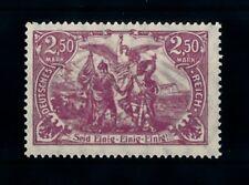 [70430] Germany Reich 1920 Genius Berlin 2,50M Signed Mi.150d MNH OG