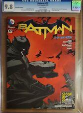 Batman #32 CGC 9.8 Greg Capullo SDCC 2014 Exclusive Variant DC Comics New 52