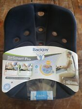 NEW BackJoy SitSmart Pro Memory Foam - Black