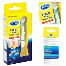 Scholl Fungal Nail Treatment Fast Active Skin Repair Nail Fungus Highly Efective