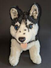 Disney Store Movie Snow Dogs Demon Alaskan Malamute Siberian Husky Plush Dog Htf
