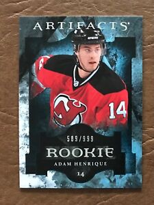 2011-12 UpperDeck Artifacts A.Henrique RC.172 SN./999.