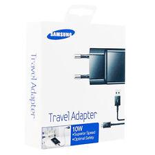 Chargeur rapide Blister Samsung Noir ETA-U90EBE 5V 2A + Câble Micro USB