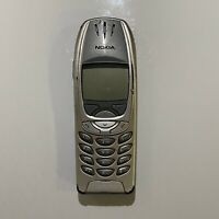 "Nokia 6310 2.8"" - Silver - Working Condition - Unlocked - Genuine"