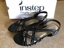 Womens Shoes Instep Black Size 6