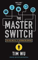 THE MASTER SWITCH - WU, TIM - NEW PAPERBACK BOOK