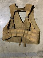 USMC issue coyote brown fighting load carrier seal cag devgru eagle lbt nsw